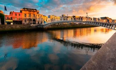 Revelion Dublin-Sejur avion