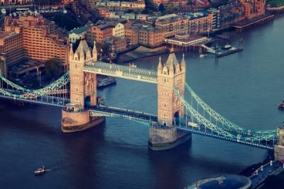 Londra 5 zile avion